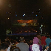 Photo taken at Musical Laskar Pelangi Dufan Ancol by Weenie T. on 12/31/2011