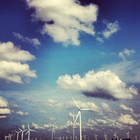 Photo taken at Meadow Lake Wind Farm by nathan w. on 6/17/2012