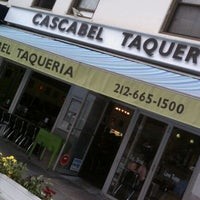 Photo taken at Cascabel Taqueria by Roland L. on 10/6/2011