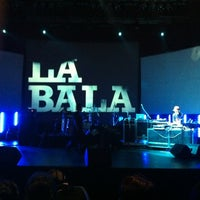 Photo taken at Centro Cultural Matucana 100 by Bernardo H. on 4/12/2012