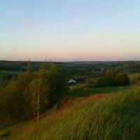 Photo taken at Волшебный Холм by Olesya K. on 6/18/2012