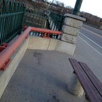 Photo taken at Court Street Bridge by Ashley N. on 3/20/2012