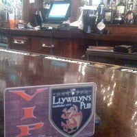 Photo taken at Llywelyn's Pub by Mike P. on 4/10/2011