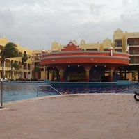 Photo taken at The Royal Haciendas by Ernesto C. on 8/9/2012