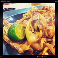 Photo taken at Tasty Kitchen Ban Mee by Nicholas S. on 8/9/2012