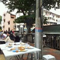 Photo taken at Bangsar Fish Head Corner by chean hou c. on 12/20/2011