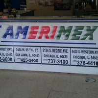 Photo taken at Amerimex Muffler & Brakes by Mike T. on 8/31/2011