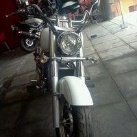 Photo taken at Garware Motors (Hyosung) by Arun k. on 10/1/2011
