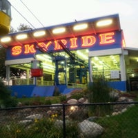 Photo taken at Skyride West by Jeremiah V. on 8/26/2012