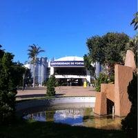 Photo taken at UNIFOR - Universidade de Fortaleza by W. Gabriel d. on 8/23/2011