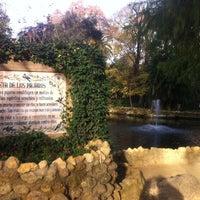 Foto tomada en Parque de María Luisa por Luis D. el 12/19/2011