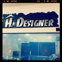 Photo taken at Agência H. Designer by Rafael H. on 11/21/2011