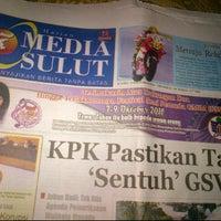Photo taken at PT Lintas Media Sulut by Ryan B. on 10/13/2011
