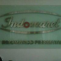 Photo taken at PT. Indomarco Prismatama by onoy r. on 4/23/2011