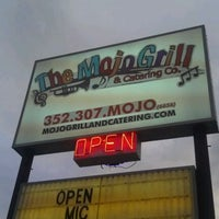 Photo taken at The Mojo Grill by Chris G. on 8/19/2011