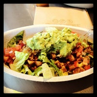 Photo taken at Chipotle Mexican Grill by Michael A. on 10/21/2011