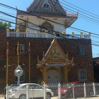 Photo taken at Wat Buddha Thai Thavorn Vanaram by Nina A. on 7/10/2012