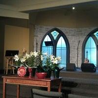 Photo taken at Rockwall Presbyterian Church by Kevin M. on 4/8/2012