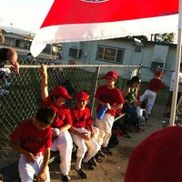 Photo taken at Alum Rock Little League Fields by Marshall S. on 5/9/2012