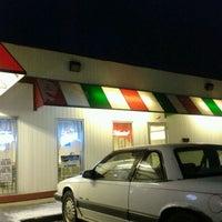 Photo taken at Tasta Pizza by Nicole C. on 3/4/2012