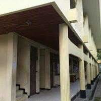Photo taken at Universitas Lancang Kuning by Rachmat P. on 8/11/2012