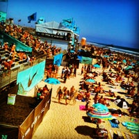 Photo taken at Vans US Open of Surfing 2013 by Ryan C. on 8/2/2012