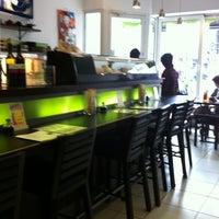 Photo taken at Naniwa Sushi & More by Tadashi N. on 5/3/2012