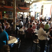 Photo taken at San Chez, A Tapas Bistro by Kristina E. on 8/11/2012