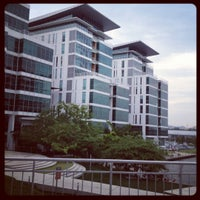 Photo taken at Taylor's University Lakeside Campus by Belle Tan on 7/4/2012