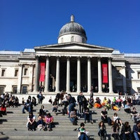 Photo taken at National Gallery by BBongs C. on 3/27/2012
