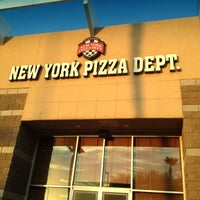 Photo taken at NYPD Pizza by Sean on 7/6/2012