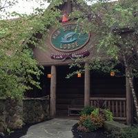 Photo taken at Ken Stewart's Lodge by Thomas P. on 9/4/2012