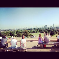 Photo prise au Primrose Hill par Martins Z. le9/10/2012