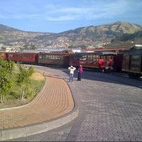 Foto tomada en Estación de Tren Chimbacalle por Byron R. el 8/25/2012