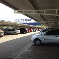 Photo taken at Carrefour by Edson M. on 6/14/2012