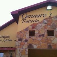 Photo taken at Gennaro's Trattoria by James K. on 7/6/2012