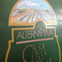 Photo taken at Alternativa Casa do Natural by Marcos T. on 7/23/2012
