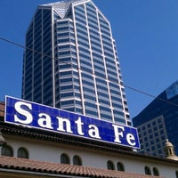 Photo taken at Santa Fe Depot by Nilo P. on 7/14/2012