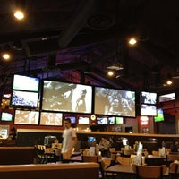 Photo taken at Buffalo Wild Wings by Kerry P. on 3/3/2012