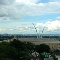 Photo taken at Sheraton Pentagon City Hotel by Tony H. on 5/15/2012