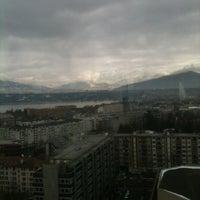 Photo taken at International Telecommunication Union by narigang on 2/16/2012