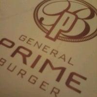 Foto tirada no(a) General Prime Burger por Flavia R. em 9/2/2012