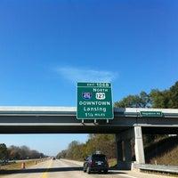 Photo taken at I-96 by John W. on 10/23/2011