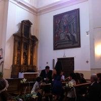 Photo taken at Convento Carmelitas Descalzos by Güicho P. on 6/4/2011