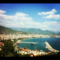 Photo taken at Alanya by Ани К. on 8/9/2012