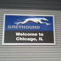 Photo taken at Greyhound Bus Lines by Brandon H. on 9/14/2011