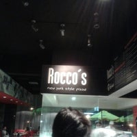 Photo taken at Rocco's Pizza by Vera R. on 1/21/2012