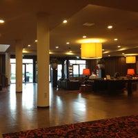 Photo taken at Van der Valk Hotel Wolvega by Frank Z. on 1/17/2012