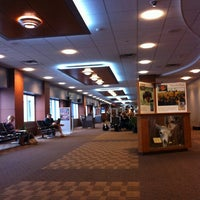 Photo taken at Fargo Hector International Airport (FAR) by Tyler V. on 5/27/2011