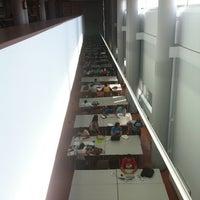 Photo taken at ETSI Telecomunicaciones by Universidad de Málaga on 10/5/2011